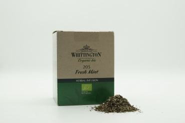 Whittington Organic Bio Fresh Mint